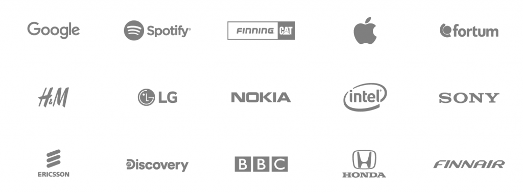 Some of the organizations we work with